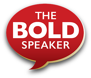 The Bold Speaker